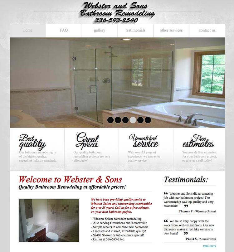 WinstonSalem NC Plumbers WinstonSalem Plumbing Services Best Bathroom Remodel Winston Salem Nc