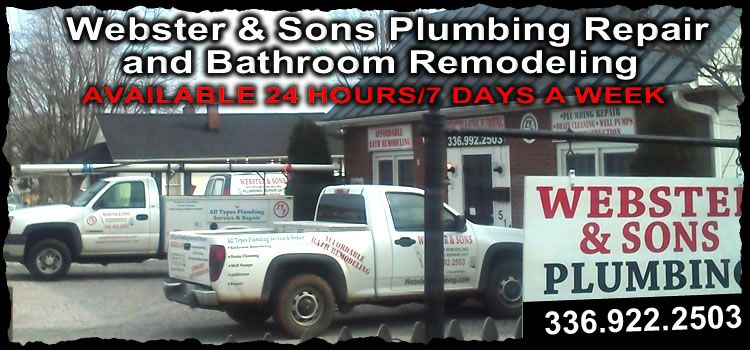 Webster & Sons Plumbing